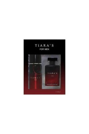 Tiaras For Men Edt 50 Ml + Deodorant 150 Ml Set 0