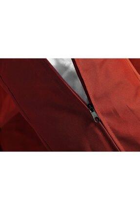 Dekoro Dış Mekan Palet Minderi Takımı Set: 3 - Kırmızı 3