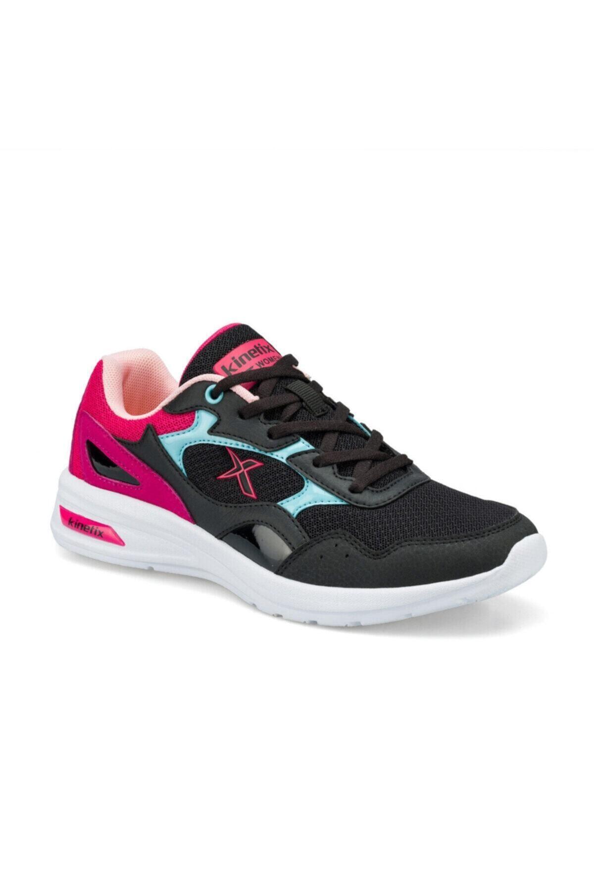 Pılow W Siyah Kadın Koşu Ayakkabısı