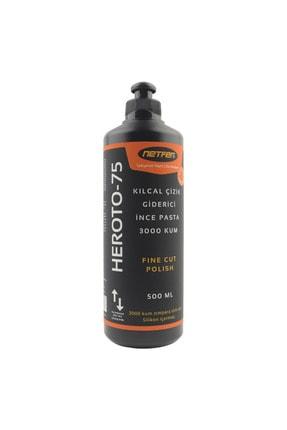 Netfer Heroto-75 Kılcal Çizik Giderici Ince Pasta - 500 Ml 0