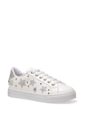 Nine West ARTEMIS 1FX Beyaz Kadın Havuz Taban Sneaker 101004867 1