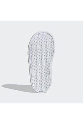 adidas Kız Çocuk Somon Rengi Spor Ayakkabı 4