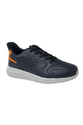 Kinetix MARNED PU Lacivert Erkek Koşu Ayakkabısı 100535588 0