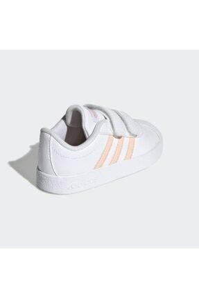 adidas Kız Çocuk Somon Rengi Spor Ayakkabı 2