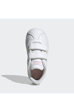 adidas Kız Çocuk Somon Rengi Spor Ayakkabı 3