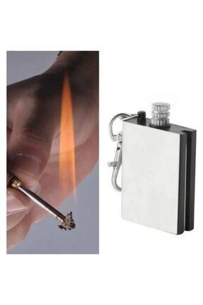 Zippo Metal Kibrit Çakmak Benzinle Çalışan 1