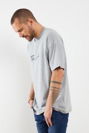 Densmood Yazılı Kısa Kollu T-shirt 1