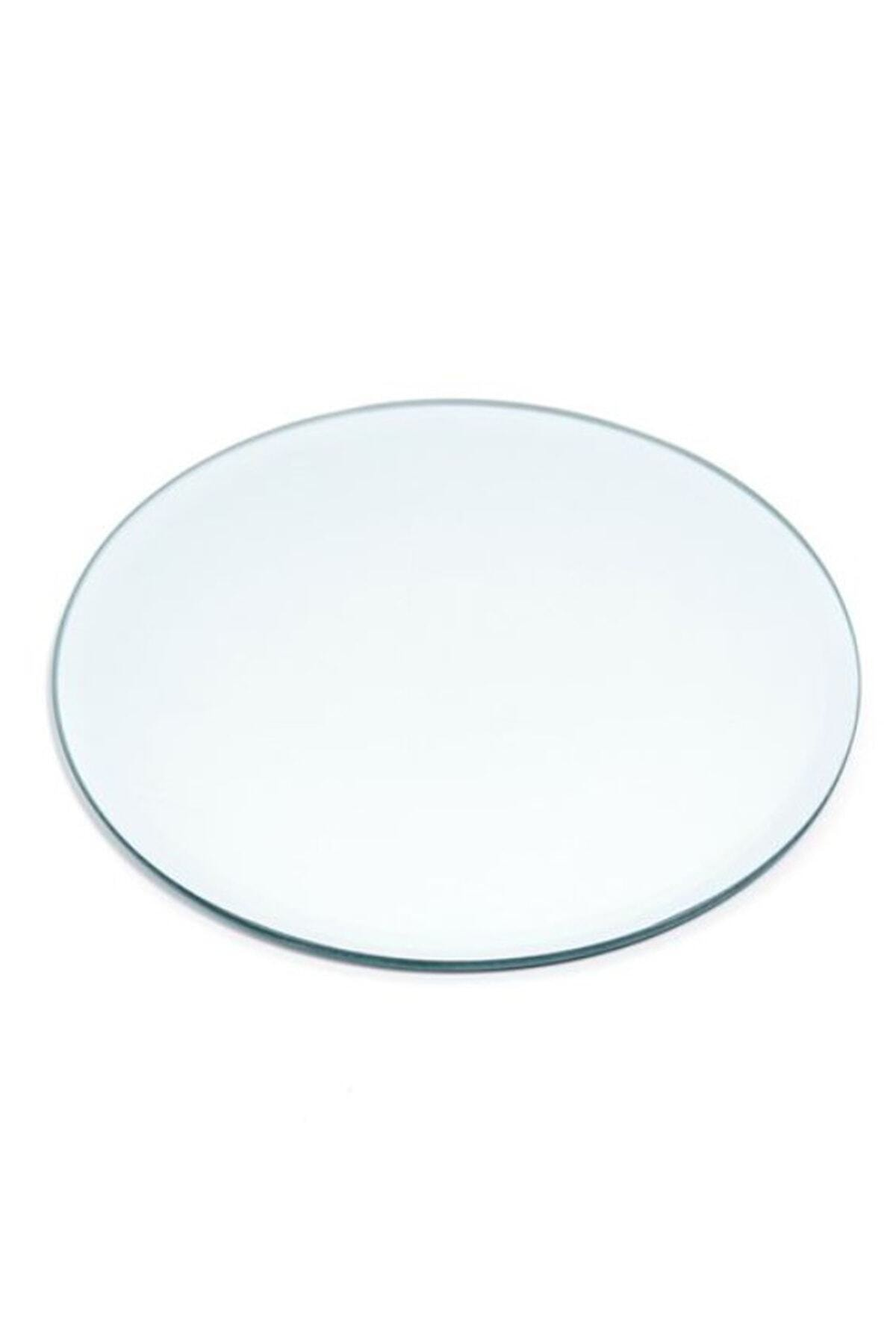 Makromeler Için Yuvarlak Kesim  Ayna 25 cm