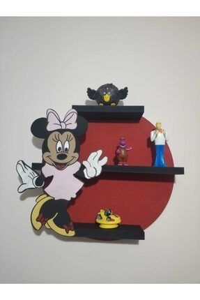 Miki Mouse Dekoratif Duvar Rafi TYC00143803110