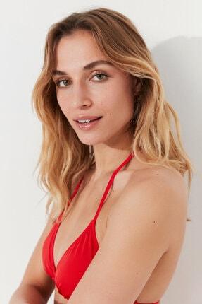 Penti Kırmızı Basic Üçgen Bikini Üstü 2