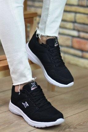 Riccon Siyah Beyaz Unisex Sneaker 12020 1
