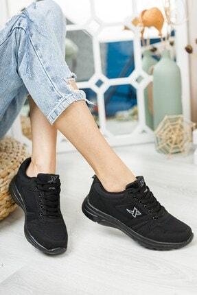 Riccon Siyah Siyah Unisex Sneaker 12020 2