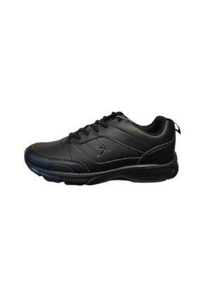 Kinetix AVERY PU Siyah Erkek Koşu Ayakkabısı 100537075 0