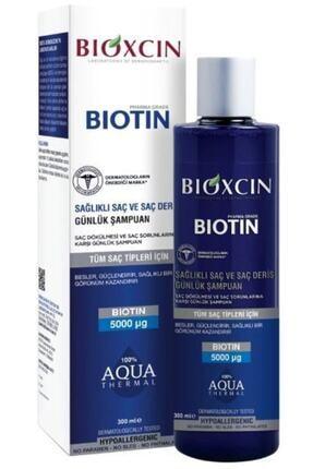 Bioxcin Biotin Saç Bakım Şampuanı 300ml 0