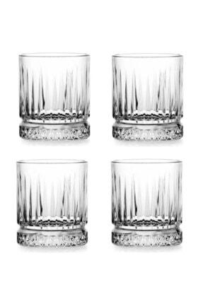 Paşabahçe Elysia Viski Bardağı 4' Lü Set 355 Cc 520004 0