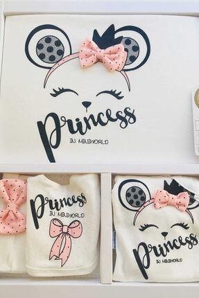Miniworld Kız Bebek Fiyonklu Prenses 10 Lu Hastane Çıkışı 1