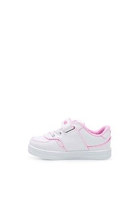 US Polo Assn CAMERON 1FX Beyaz Kız Çocuk Sneaker 100909733 1