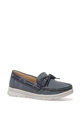 Nine West MARIO 1FX Lacivert Kadın Loafer Ayakkabı 101008454 1