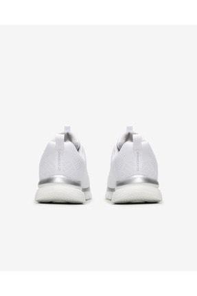 Skechers GRACEFUL-GET CONNECTED Beyaz Kadın Yürüyüş Ayakkabısı 100353423 3