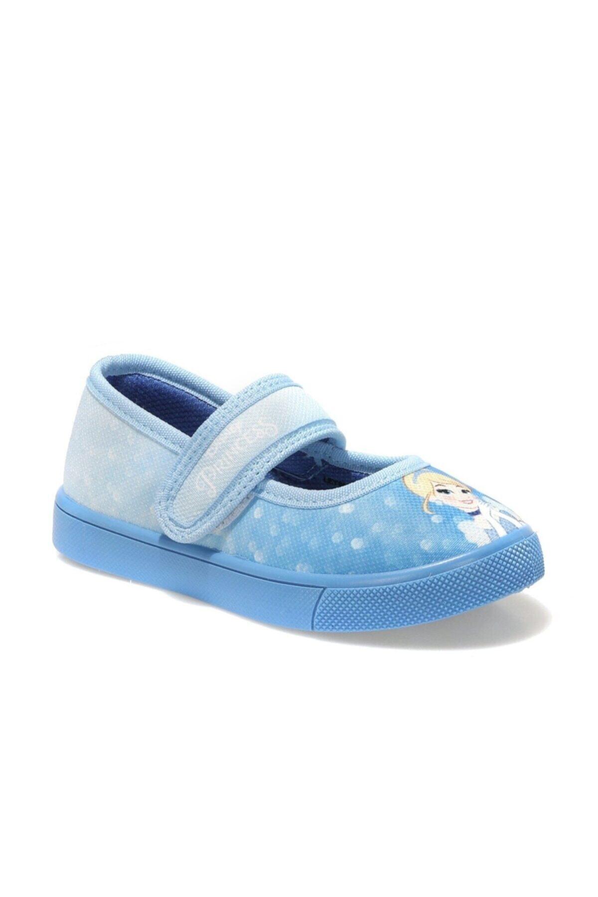 LEYSI.P1FX Mavi Kız Çocuk Babet 100938478