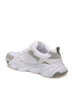 Lumberjack MILA Beyaz Kadın Sneaker Ayakkabı 100662813 2