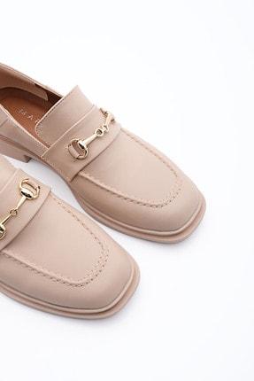 Marjin Kadın Loafer Ayakkabı Racesbej 4