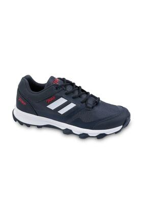 Jump 24904 Lacivert Bağcıklı Erkek Sneaker Ayakkabı 1