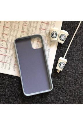 SUPPO Iphone 11 Model Logolu Lansman Kılıf Kablo Koruyucu 1