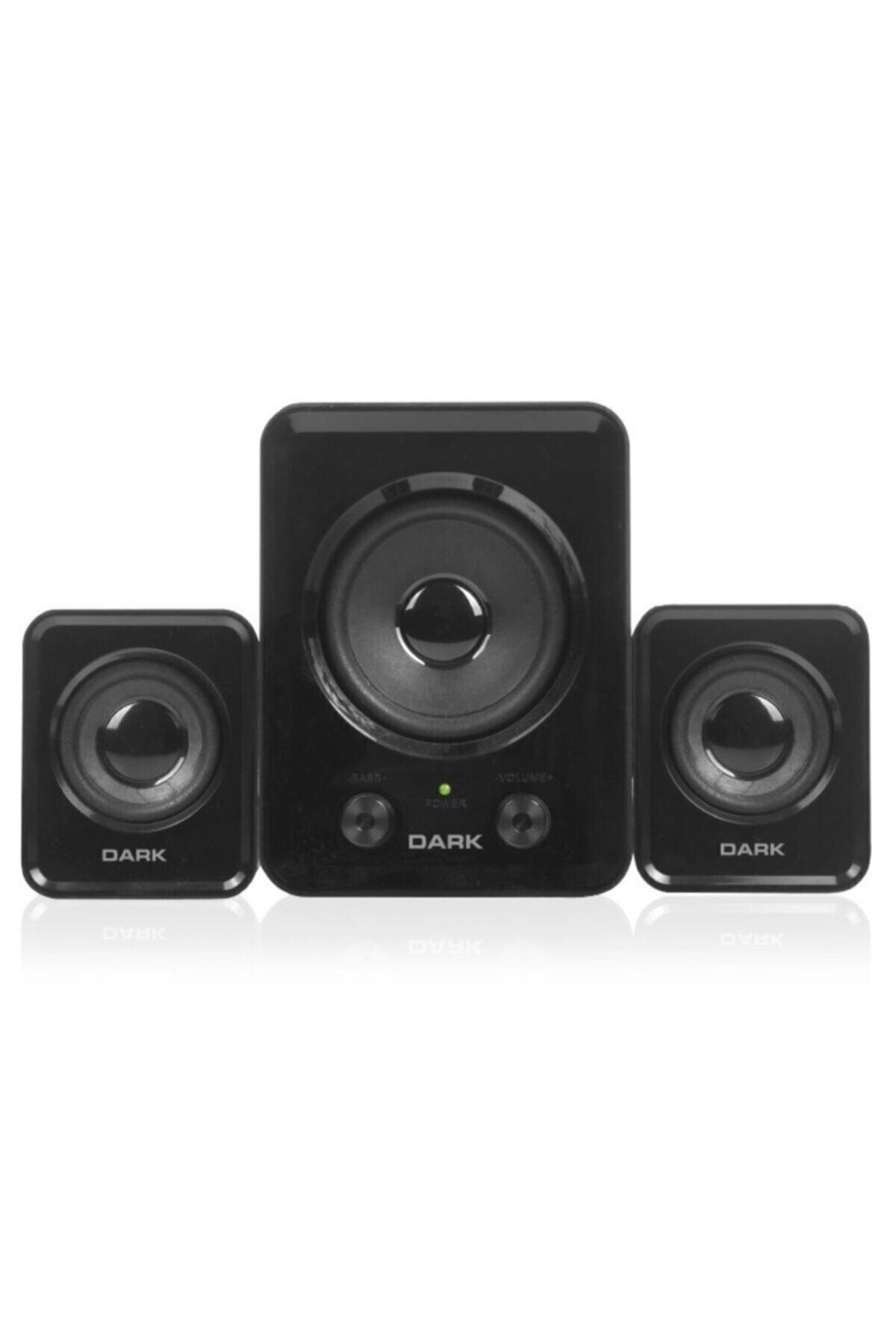 Sp210 2+1 5w+2x3w Multimedia Usb Speaker