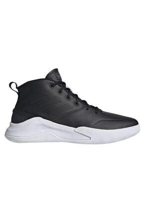 adidas OWNTHEGAME Siyah Erkek Basketbol Ayakkabısı 101069037 1