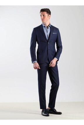 183045 Gkb20001-gd1580 6 Drop Lacivert Takım Elbise resmi