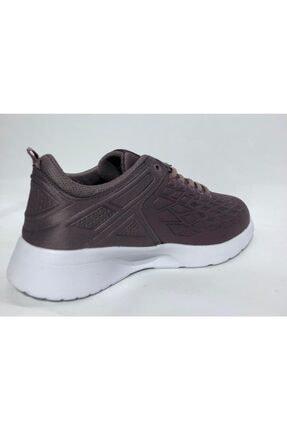 Kinetix Kadın Mor Bağcıklı Spor Ayakkabı 2