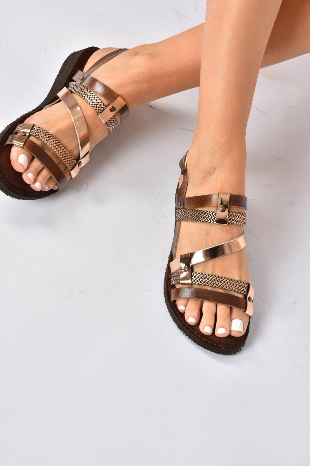 Kadın Sandalet K374680103