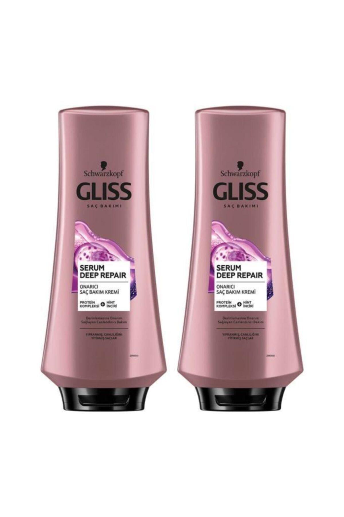 Serum Deep Repair Onarıcı Saç Kremi 360 ml 2'li