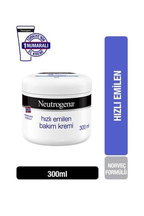 Neutrogena Norveç Formülü Hızlı Emilen Bakım Kremi 300 Ml 1