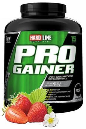 Hardline Progainer Çilekli 3000 gr Pro Gainer 0