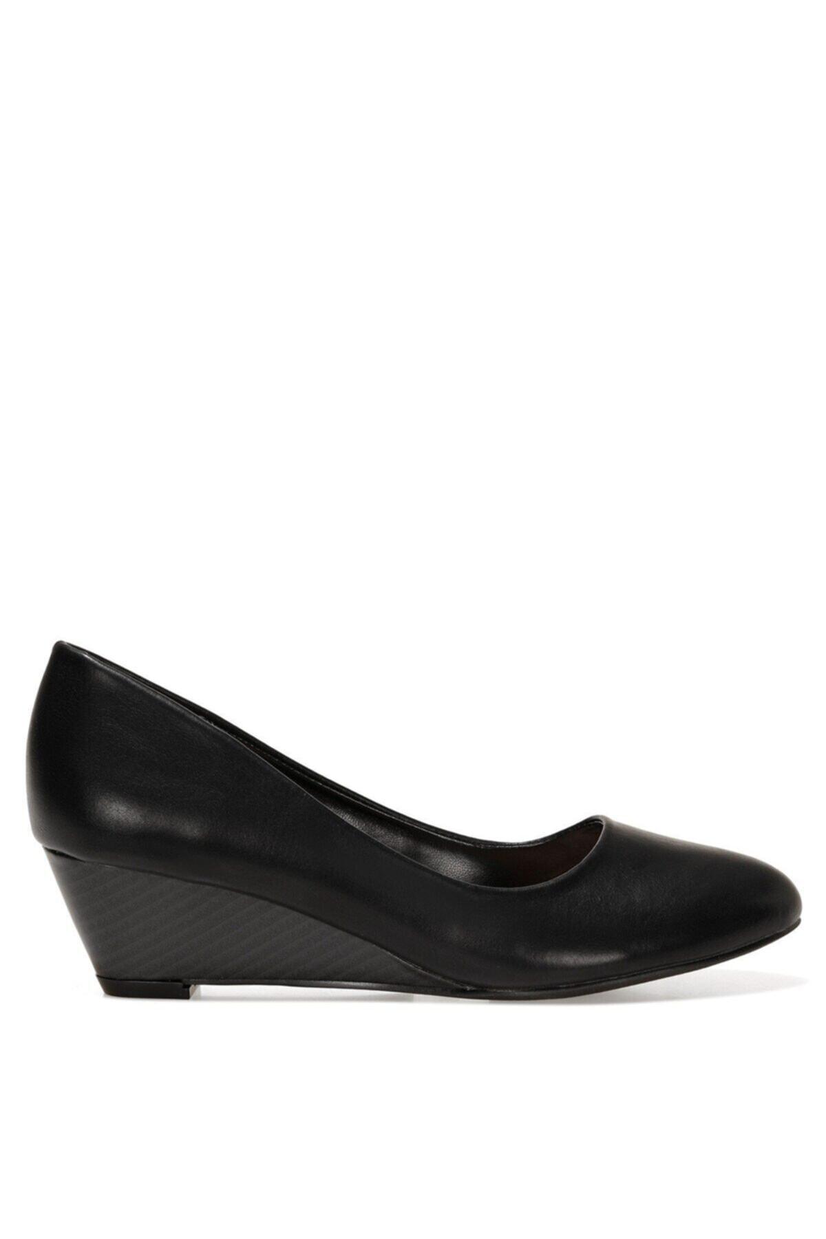 LICLA2 1FX Siyah Kadın Dolgu Topuklu Ayakkabı 101029385