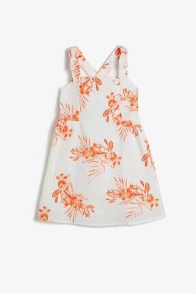 Koton Kız Çocuk Elbise 0