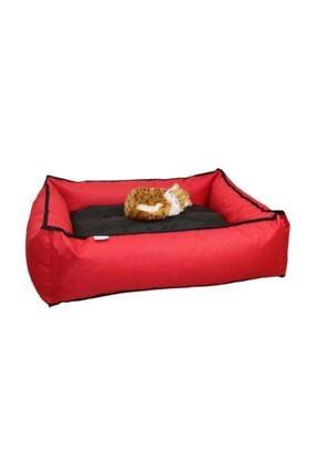 Viselia Kedi Köpek Yatağı Minderi Sıvı Geçirmez Iç Dış Mekan 1