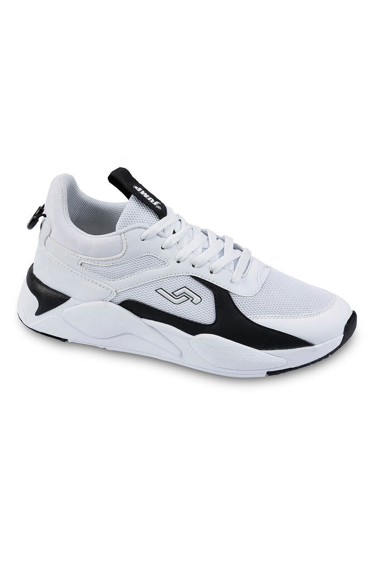 Erkek Beyaz Spor Ayakkabı 24770