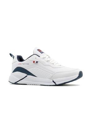 Jump 25662 Beyaz Erkek Sneaker Ayakkabı Beyaz-43 2