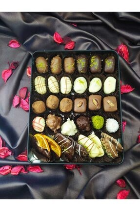 NiLL'S Chocolate Gurme Çikolata Kutusu 0