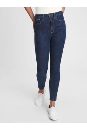 GAP High Rise Universal Legging Jean Pantolon 2