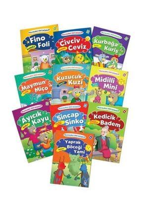 Timaş Çocuk Hikayelerle Dini Değerler Set 10 Kitap Takım 0