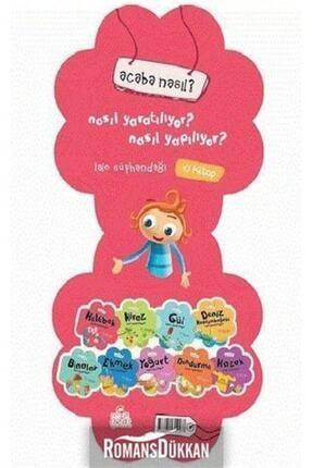 Nesil Çocuk Yayınları Acaba Nasıl Seti 10 Kitap Takım 0