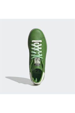 adidas Erkek Yeşil Stan Smith  Günlük Spor Ayakkabı 1