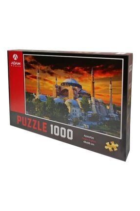 1000 Parça Ayasofya Puzzle 1000 PARÇA