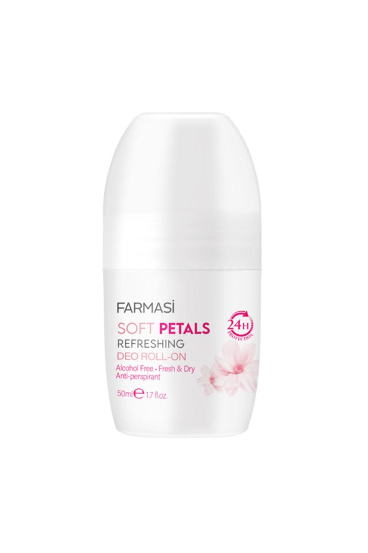 Soft Petals Anti-perspirant Roll-on