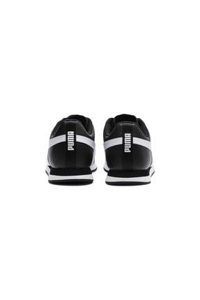 Puma Siyah Erkek Çocuk Sneaker Ayakkabı TURIN II J 2