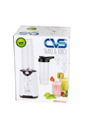 CVS J150 Beeyaz Renk 4515 Beyaz Mikser Shake Force Blender 1